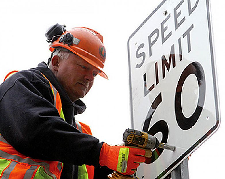Change In Speed Limit